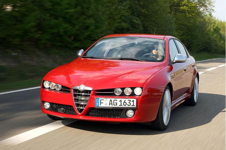 2009 Alfa Romeo 159ti