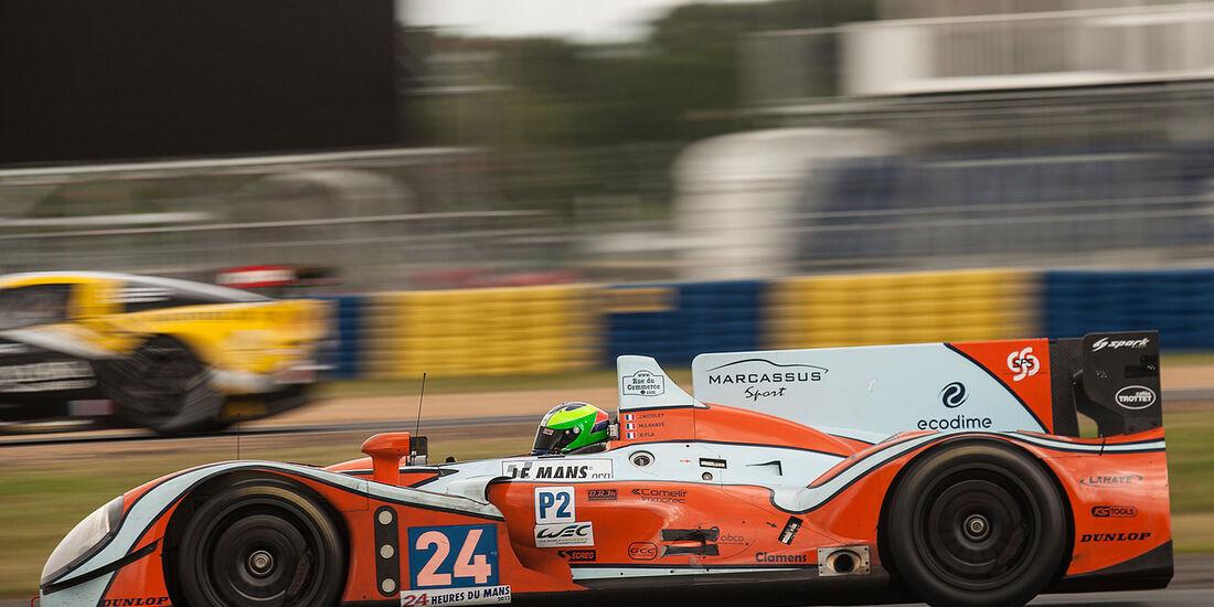 24-lmp2, 24h-Rennen LeMans 2012