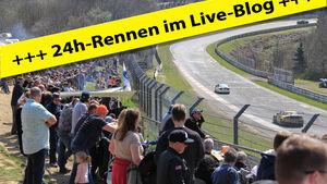24h Nürburgring 2017 - Teaserbild