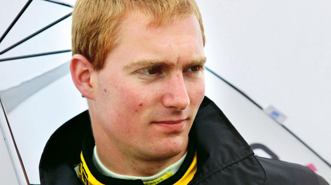 24h-Nürburgring, Maxime Martin