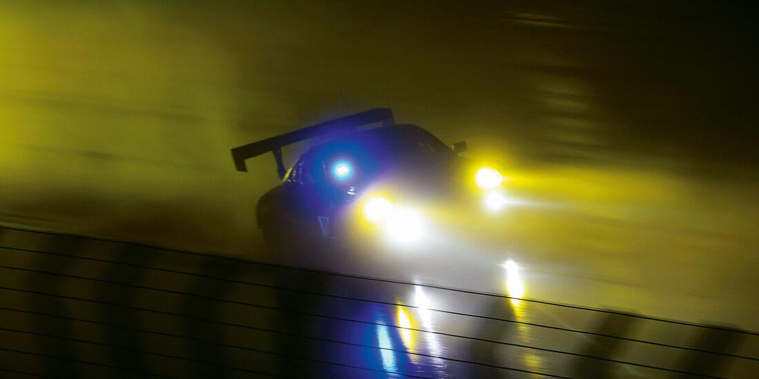 24h-Nürburgring, Nachtfahrt