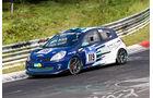24h-Nürburgring - Nordschleife - Renault Clio 3 RS - Klasse SP 3 - Startnummer #119