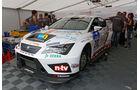 24h-Nürburgring - Nordschleife - Seat Leon TCR - mathilda racing - Team pistenkids - Klasse TCR - Startnummer #202