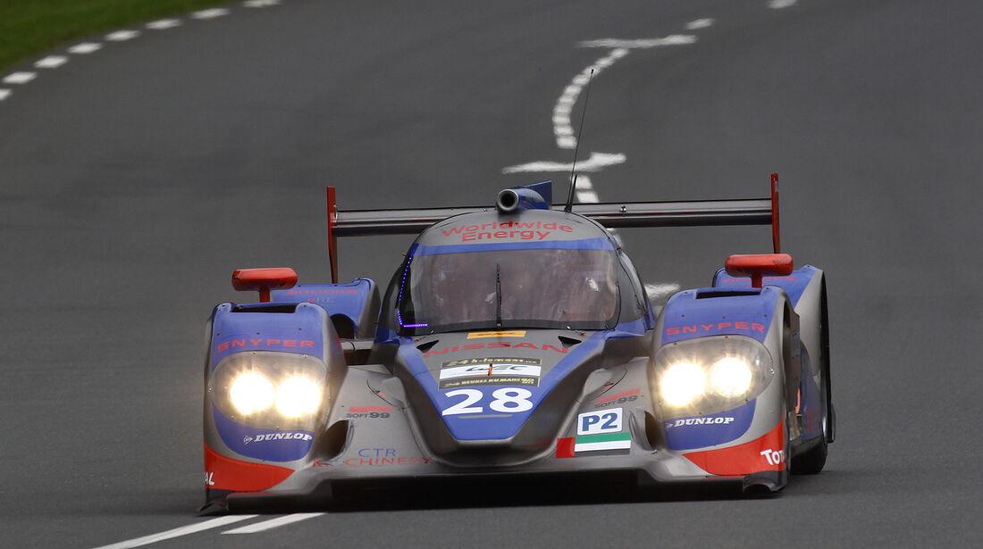 24h-Rennen Le Mans 2013, #28