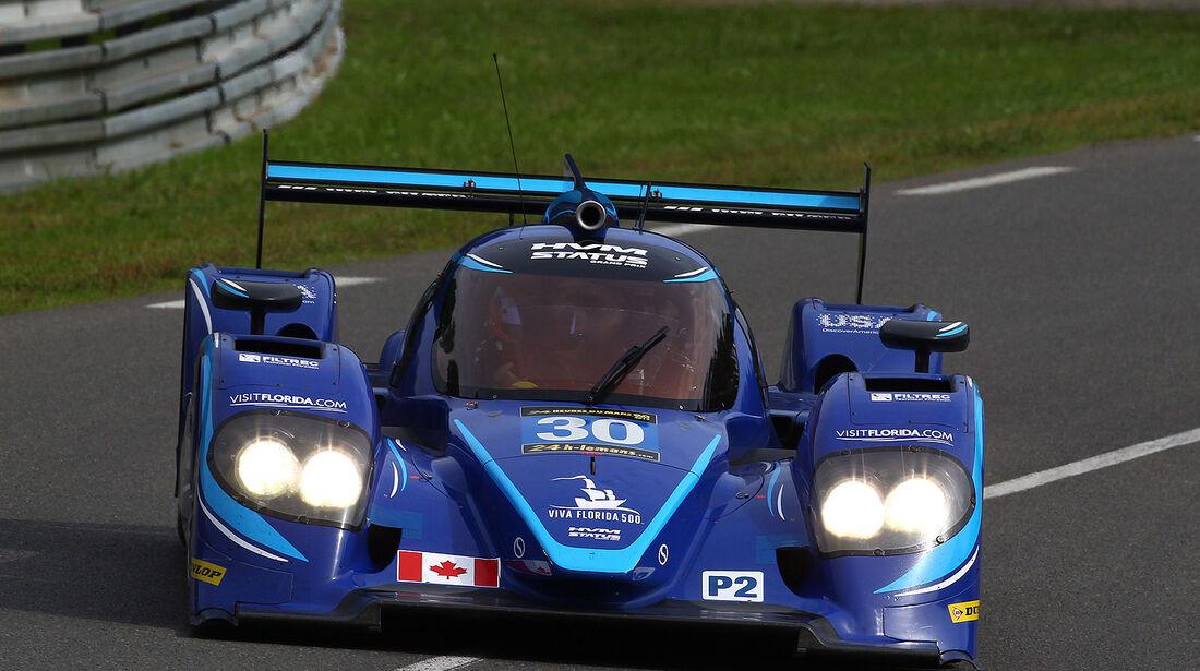 24h-Rennen Le Mans 2013, #30