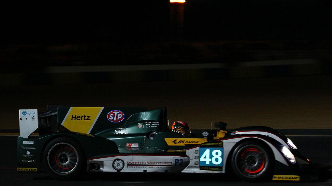 24h-Rennen Le Mans 2013, #48