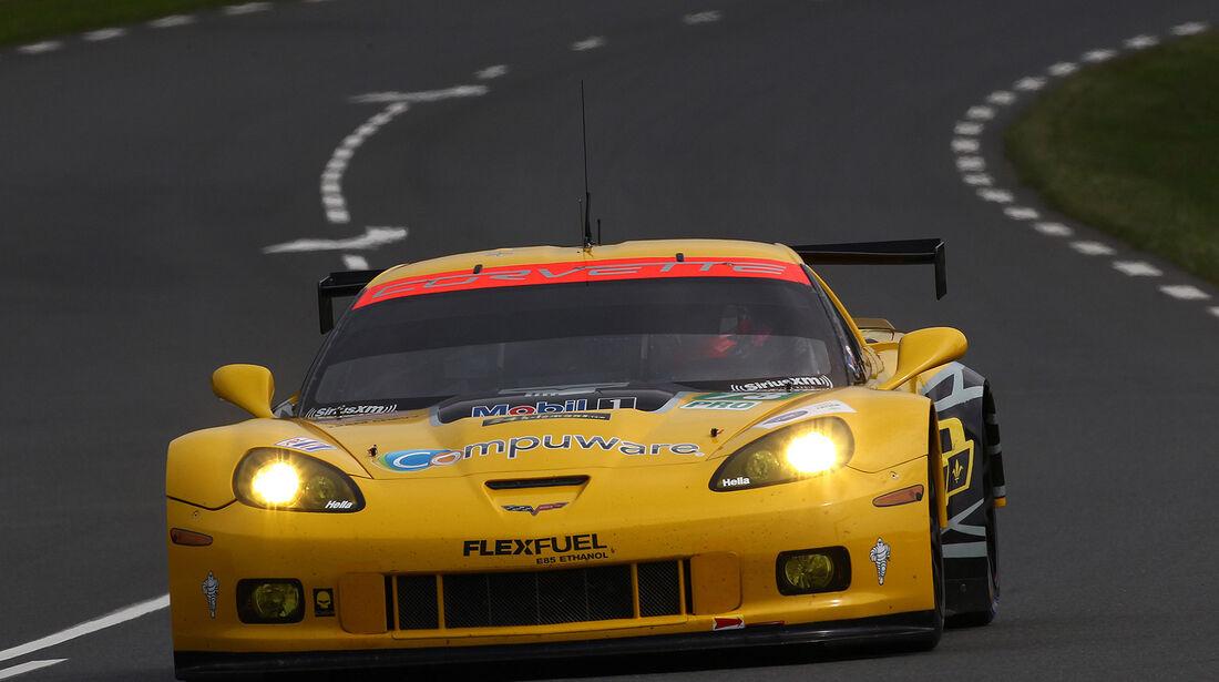 24h-Rennen Le Mans 2013, #73