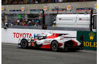 24h-Rennen Le Mans 2016 - Toyota TS050 Hybrid - Buemi, Nakajima, Davidson