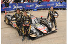24h-Rennen LeMans 2012,Lola B12/60 Coupe - Toyota, No.13, LMP1