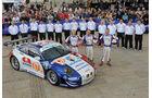 24h-Rennen LeMans 2012,Porsche 911 RSR (997), No.67, LMGTE Am