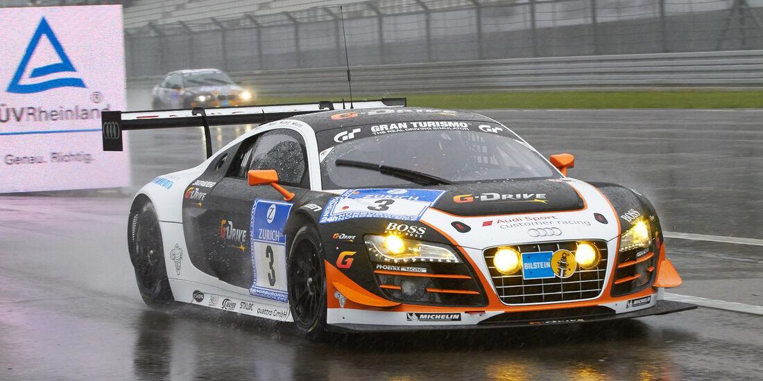 24h-Rennen Nürburgring 2013, Audi R8 LMS ultra , SP 9 GT3, #3