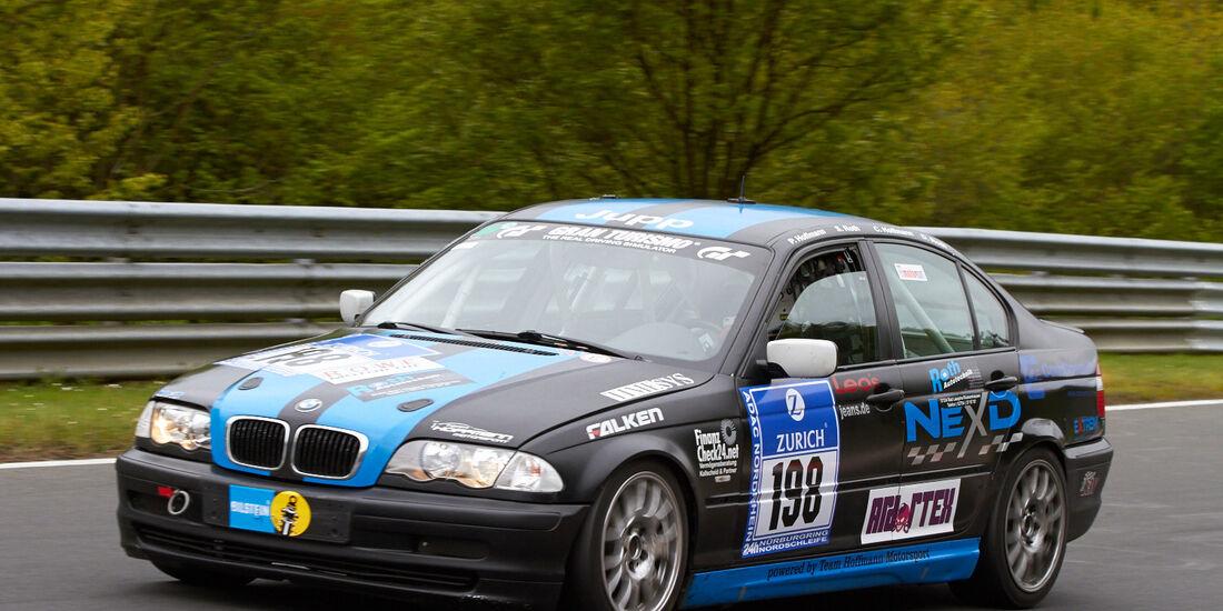 24h-Rennen Nürburgring 2013, BMW 325i , V4, #198