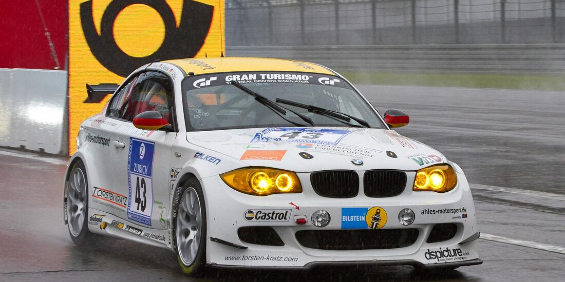 24h-Rennen Nürburgring 2013, BMW E82 GTS , SP 8, #43