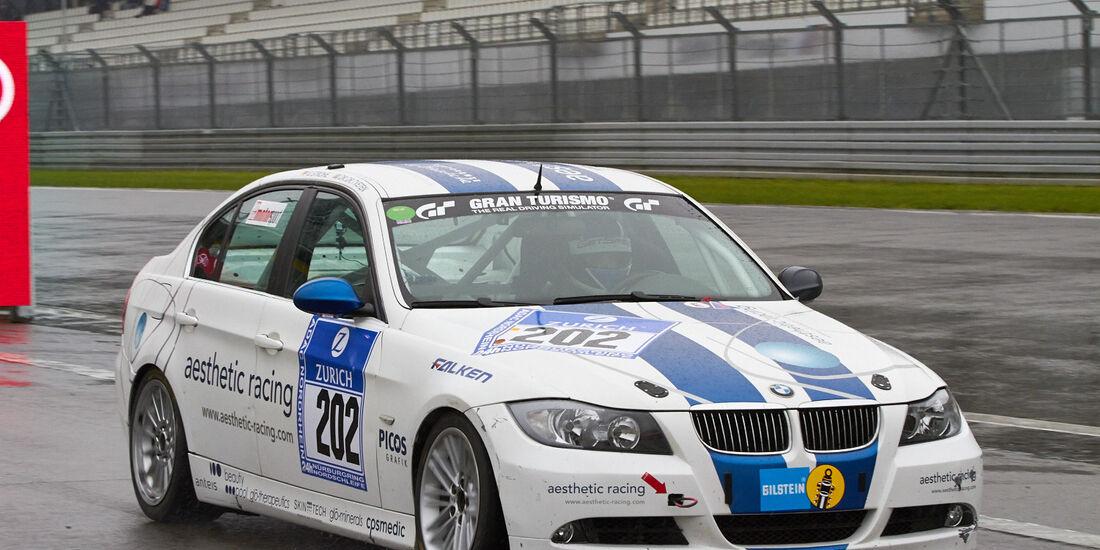 24h-Rennen Nürburgring 2013, BMW E90 325i , V4, #202