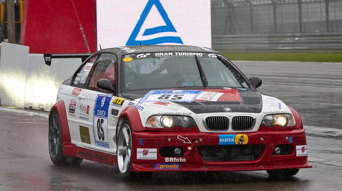 24h-Rennen Nürburgring 2013, BMW M3 CSL , SP 6, #85