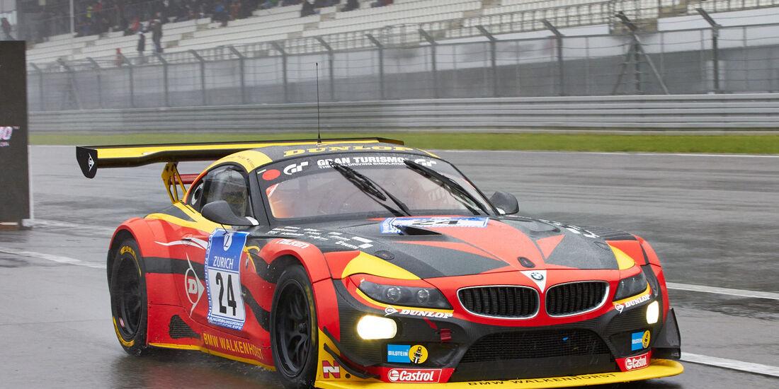 24h-Rennen Nürburgring 2013, BMW Z4 GT3 , SP 9 GT3, #24