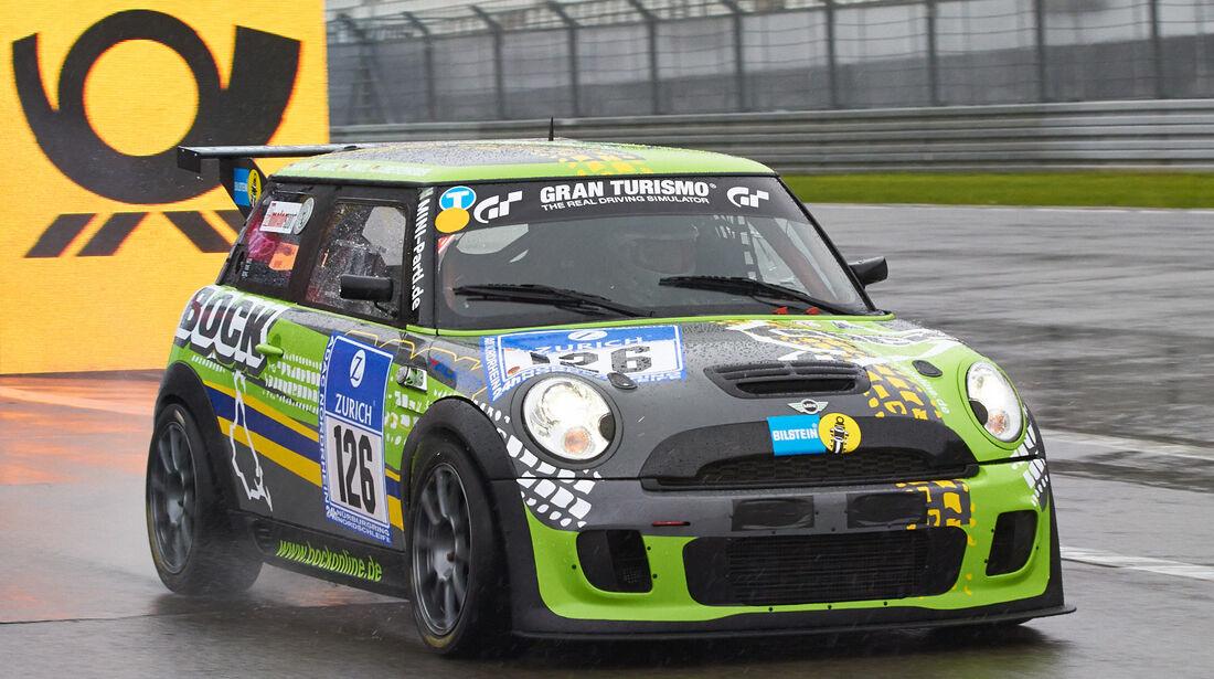 24h-Rennen Nürburgring 2013, MINI Cooper JCW , SP 2T, #126