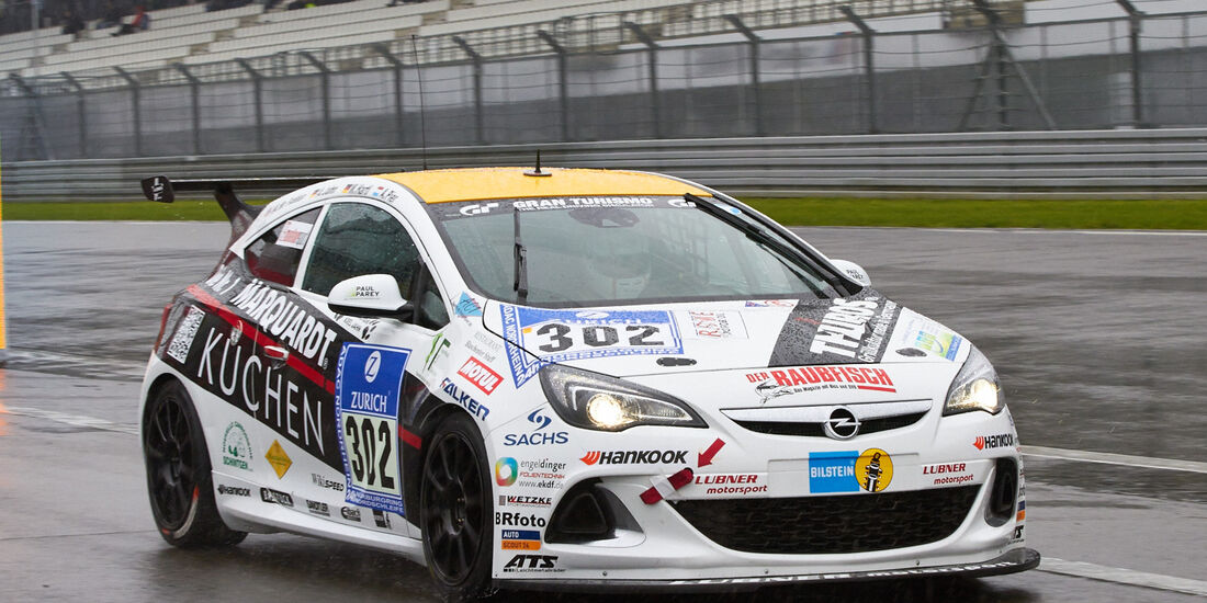 24h-Rennen Nürburgring 2013, Opel Astra OPC Cup , Cup 1, #302
