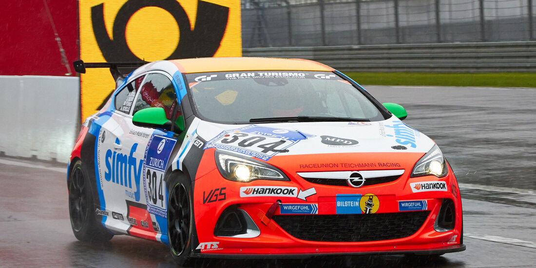 24h-Rennen Nürburgring 2013, Opel Astra OPC Cup , Cup 1, #304