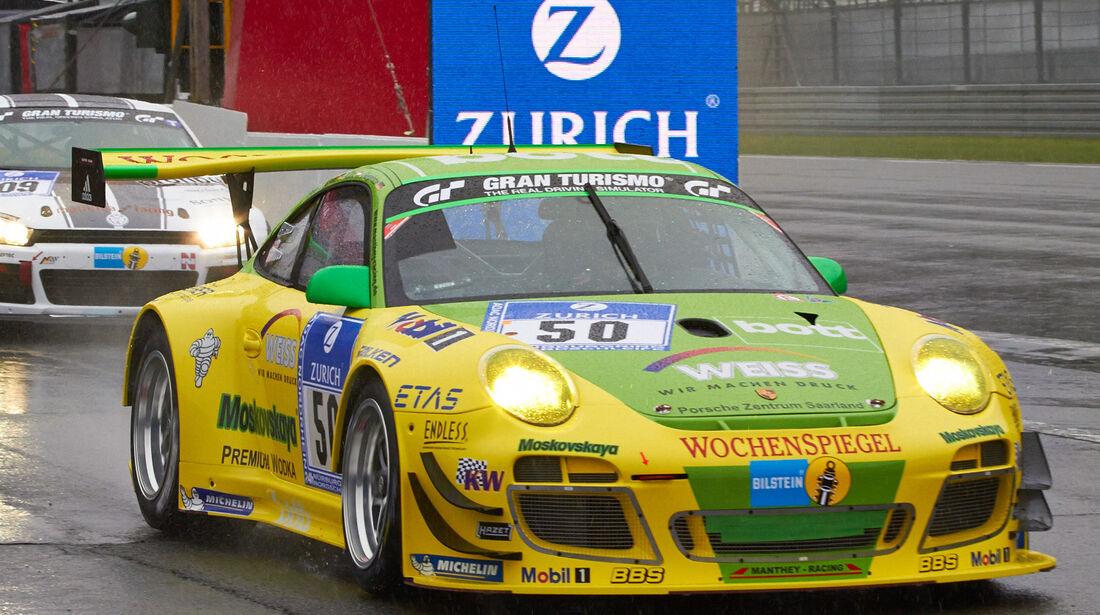 24h-Rennen Nürburgring 2013, Porsche 911 GT3 R , SP 9 GT3, #50