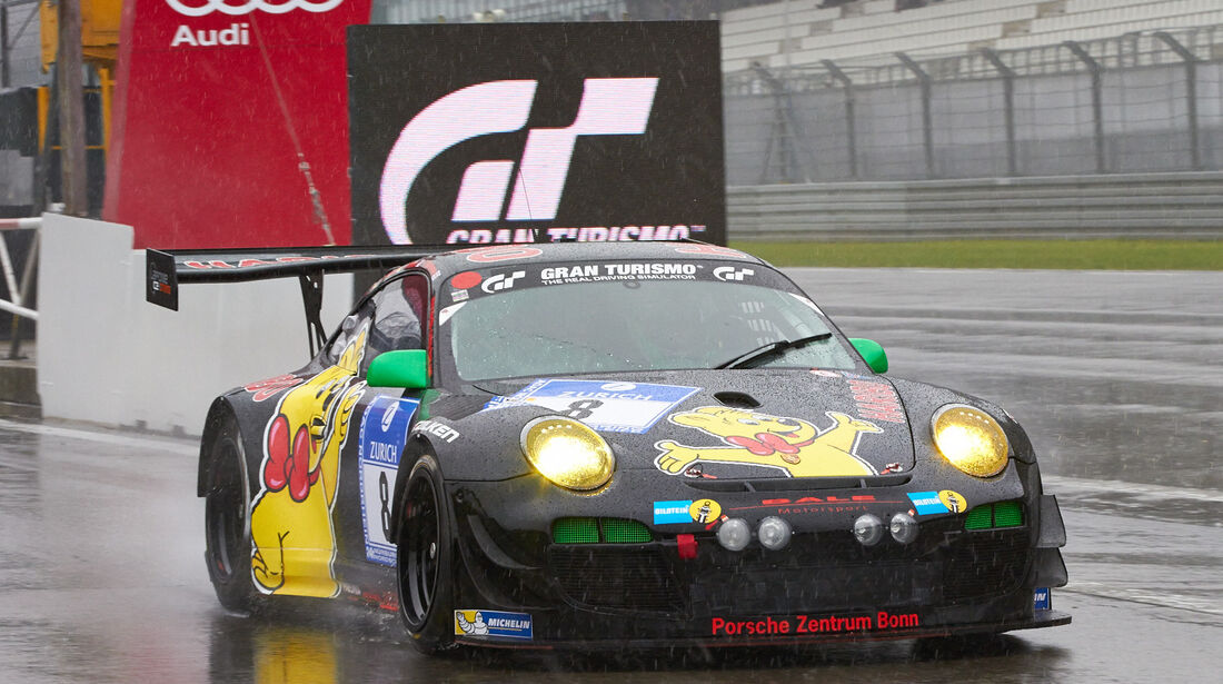 24h-Rennen Nürburgring 2013, Porsche 911 GT3 R , SP 9 GT3, #8
