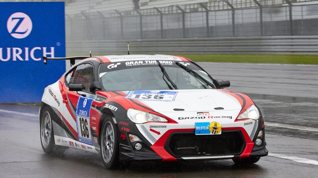 24h-Rennen Nürburgring 2013, Toyota GT86 , SP 3, #136