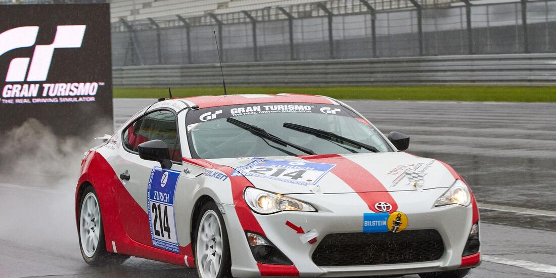 24h-Rennen Nürburgring 2013, Toyota GT86 , V3, #214