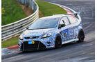 24h-Rennen Nürburgring 2017 - Nordschleife - Startnummer 105 - Ford Focus RS - OVR Racing Cologne - Klasse AT