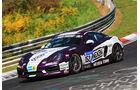 24h-Rennen Nürburgring 2017 - Nordschleife - Startnummer 152 - Porsche Cayman - Pixum Team Adrenalin Motorsport - Klasse V 5