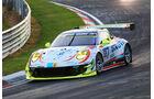 24h-Rennen Nürburgring 2017 - Nordschleife - Startnummer 59 - Porsche 911 GT3 R - Manthey Racing - Klasse SP 9