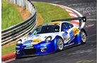24h-Rennen Nürburgring 2017 - Nordschleife - Startnummer 64 - Porsche 911 GT3 Cup MR - clickvers.de Team - Klasse SP 7