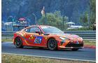 24h-Rennen Nürburgring 2018 - Nordschleife - Startnummer #128 - Toyota GT86 - SP3