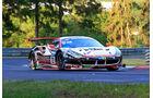 24h-Rennen Nürburgring 2018 - Nordschleife - Startnummer #22 - Ferrari 488 GT3 - Wochenspiegel Team Monschau - SP9