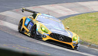 24h-Rennen Nürburgring 2018 - Nordschleife - Startnummer #4 - Mercedes-AMG GT3 - Mercedes-AMG Team Black Falcon - SP9