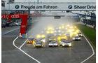 24h-Rennen Nürburgring, Start, Rennstart