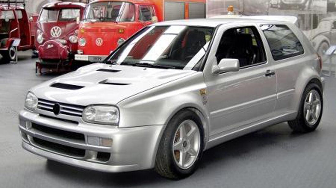 40 Jahre VW Golf, Golf III A59