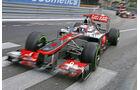 50 Jahre McLaren, Formel 1, McLaren MP4-27, Frontansicht
