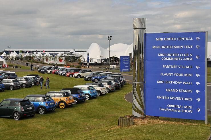 50 Jahre Mini United-Festival