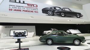 52 Jahre Porsche 911 Museum