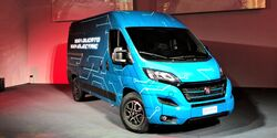 7/2019, Fiat Ducato Electric
