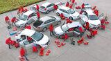 7 Kompaktklasse-Autos im Vergleichstest