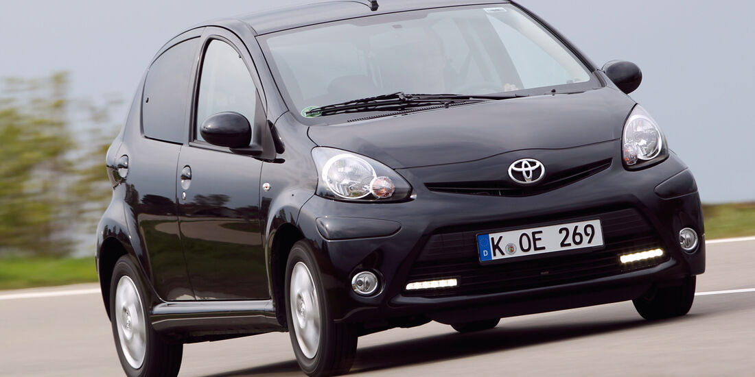 A 26 Toyota Aygo