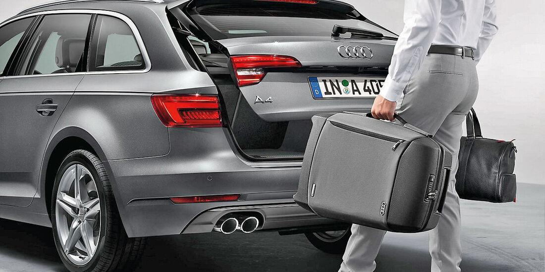 A4 Avant 2.0 TDI, A6 Avant 2.0 TDI, Komfortschlüssel