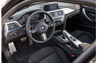 AC-Schnitzer-BMW 335d, Cockpit