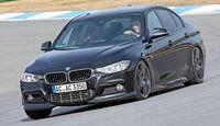 AC-Schnitzer-BMW 335d, Frontansicht
