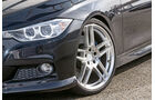 AC-Schnitzer-BMW 335d, Rad, Felge, Frontscheinwerfer