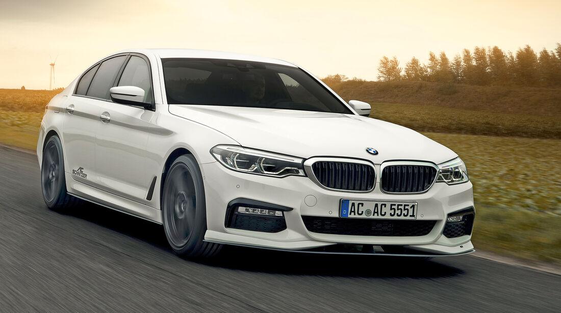 AC Schnitzer-BMW 540xd - Tuning - Diesel - sport auto Award 2019