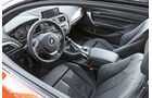AC Schnitzer-BMW M135i, Cockpit