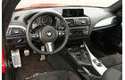 AC Schnitzer-BMW M235i, Cockpit