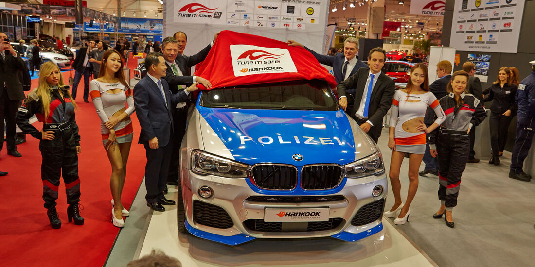 AC Schnitzer - BMW X4 20i - Tune it safe - Essen Motor Show 2014